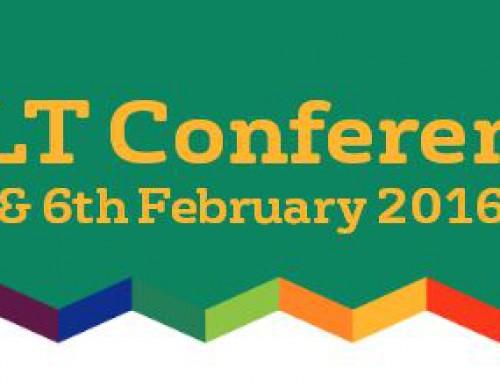 IH Barcelona ELT Conference, February 5-6, 2016